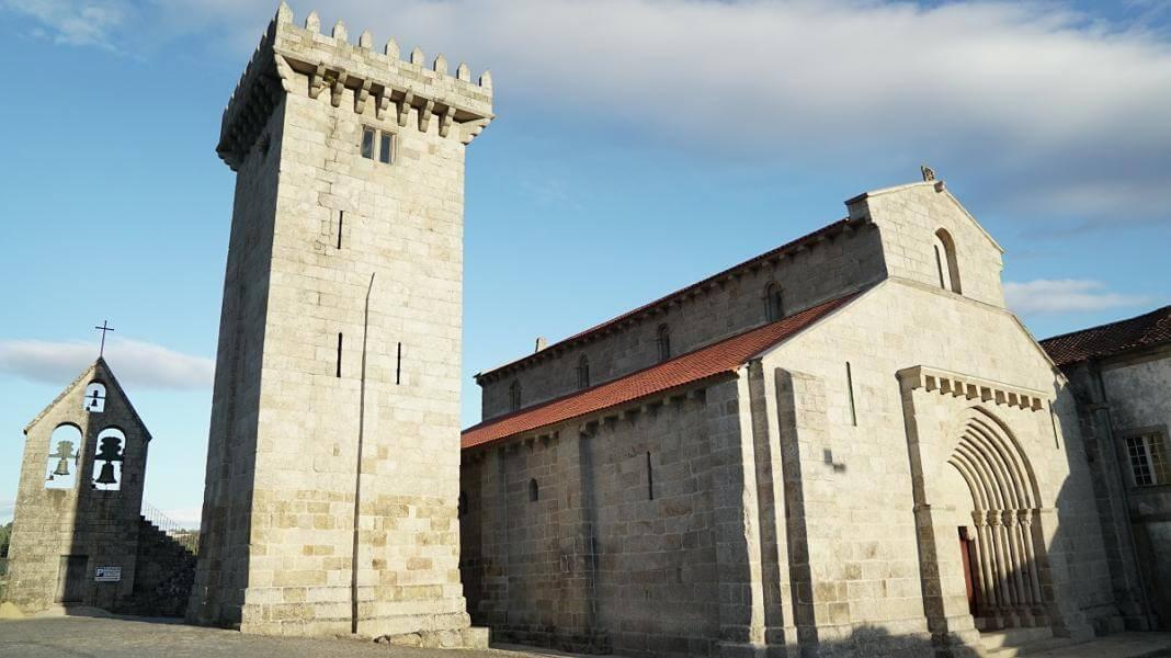Concurso público para concessão do Mosteiro São Salvador de Travanca