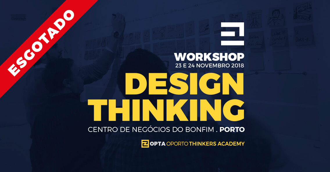 Design Thinking no Porto
