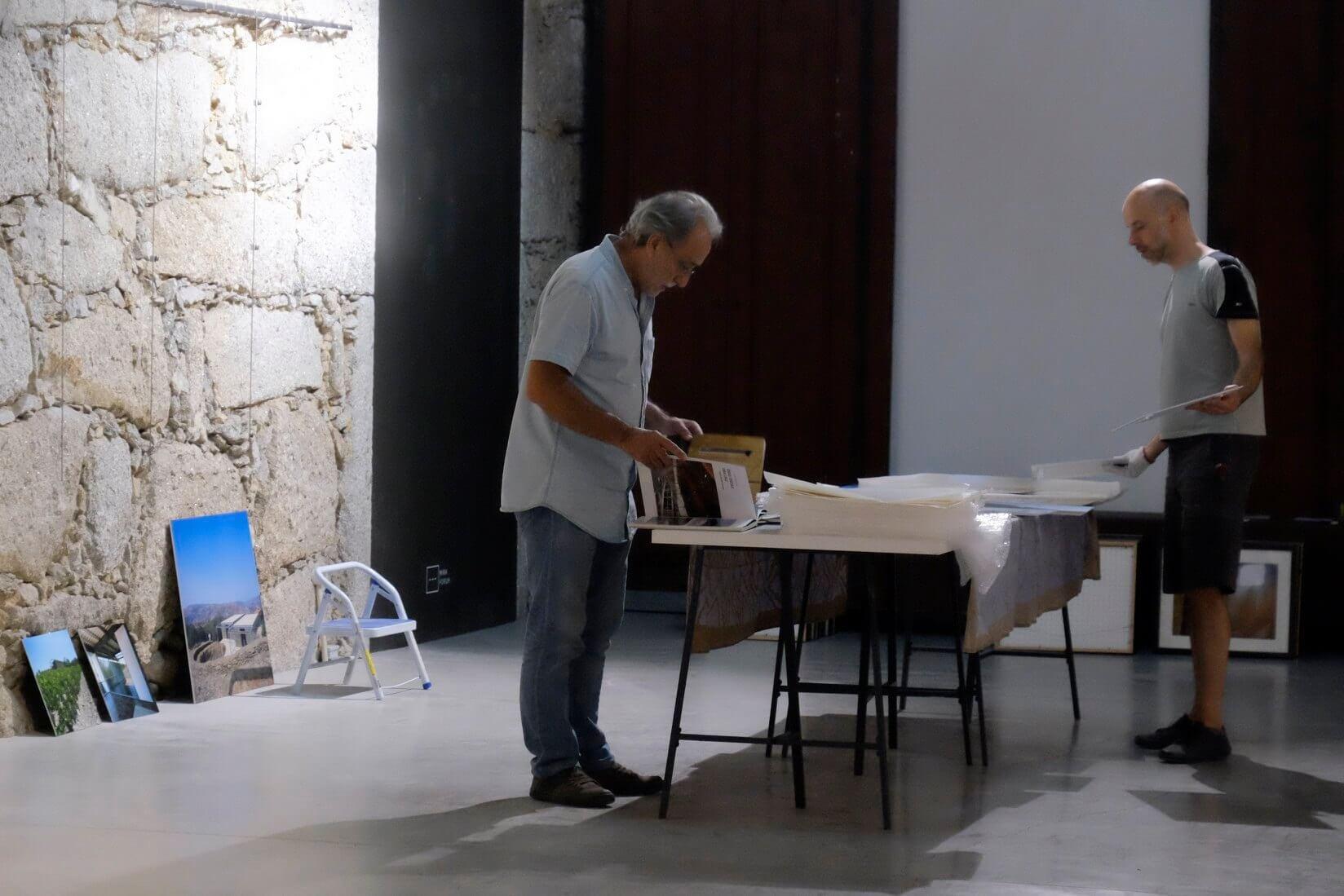 """Exposição """"Prémio Arquitetura do Douro"""" . Porto"""