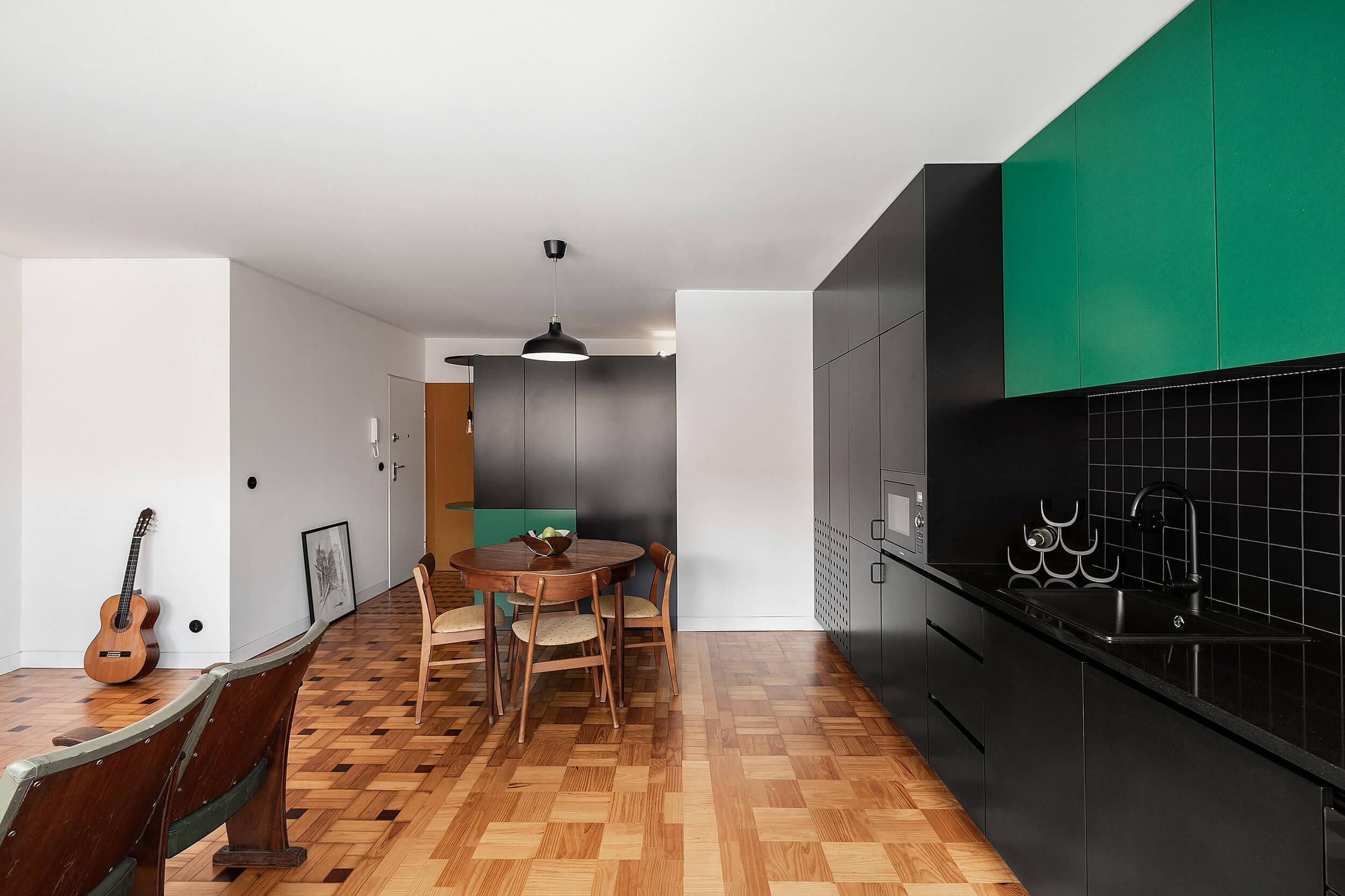Apartamento no Morro