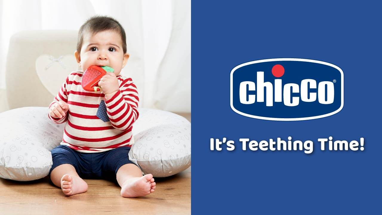 It's Teething Time!