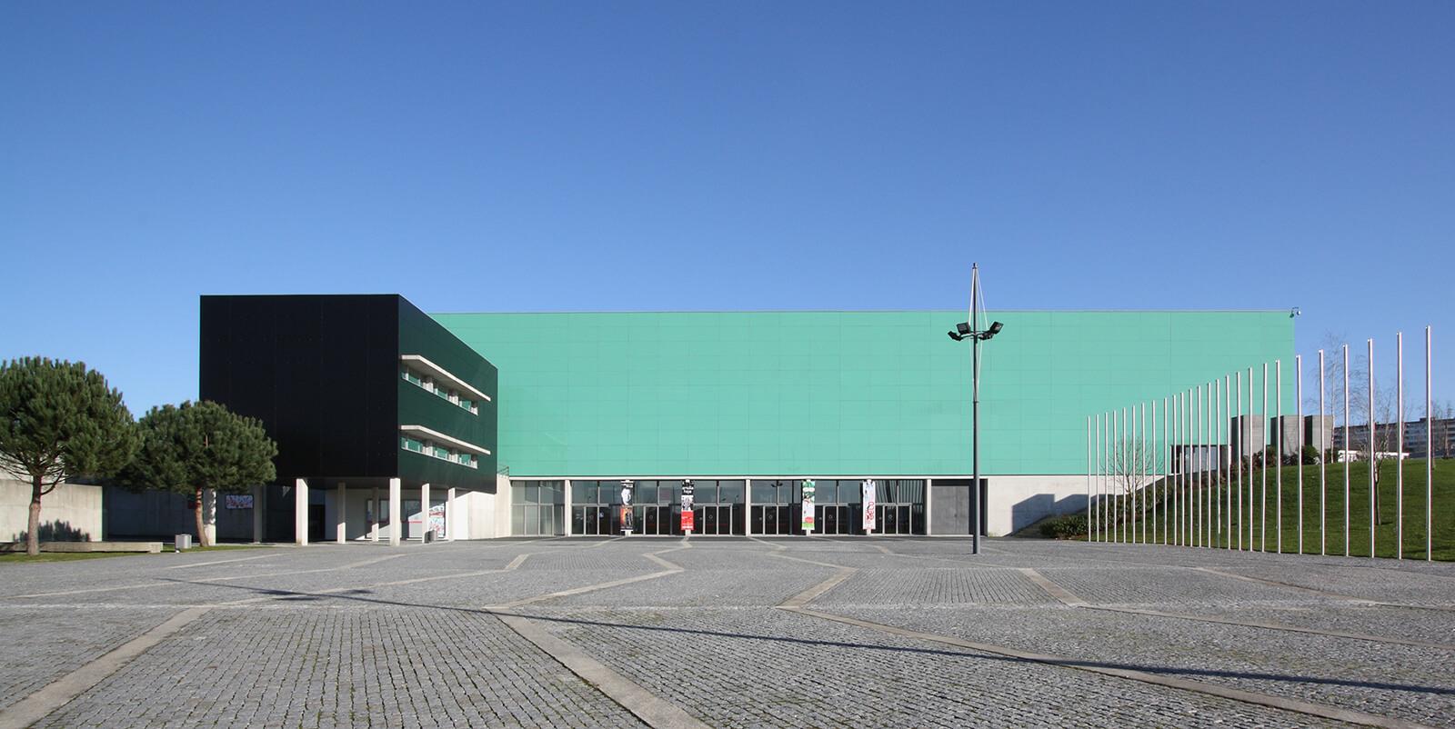 Pavilhão Multiusos de Guimarães