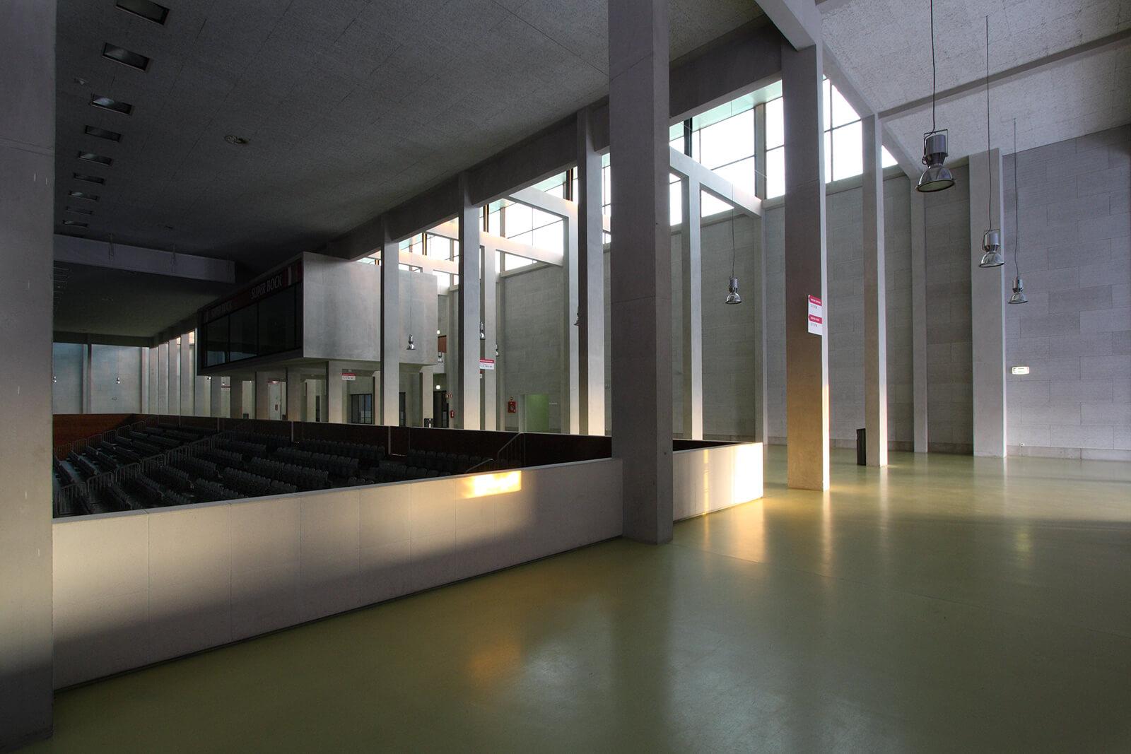 Pavilhão Multiusos de Guimarães - Espaço de Arquitetura