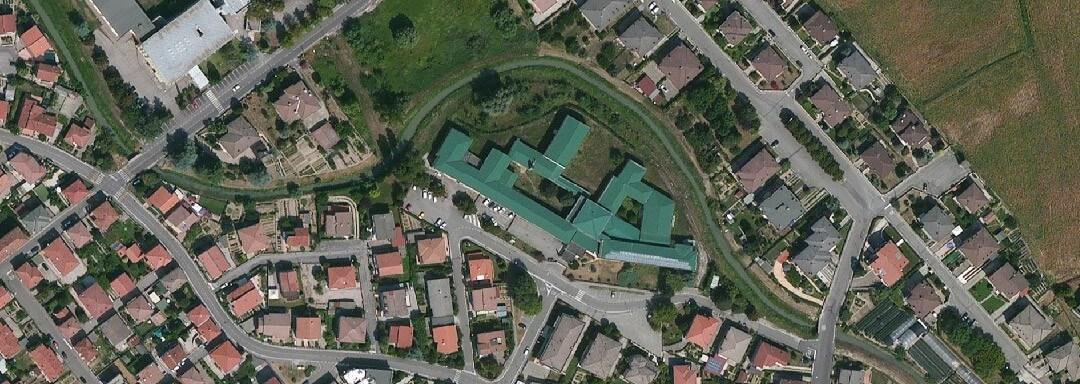 Requalificação de Complexo Escolar . Itália
