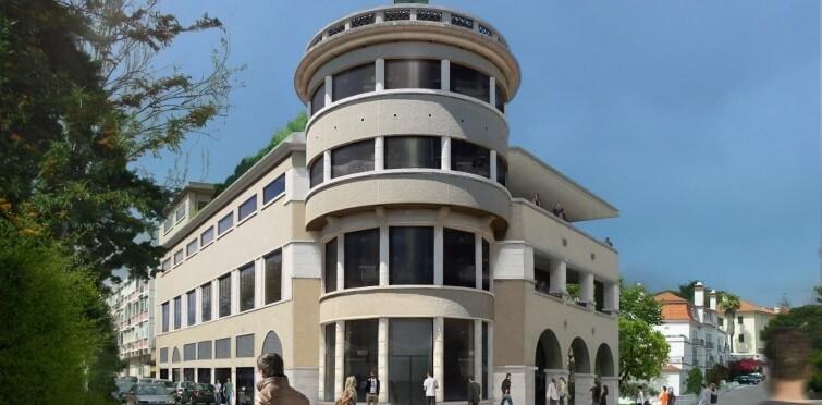 Requalificação do Edifício Cruzeiro transformado em Centro de Artes Performativas de Cascais