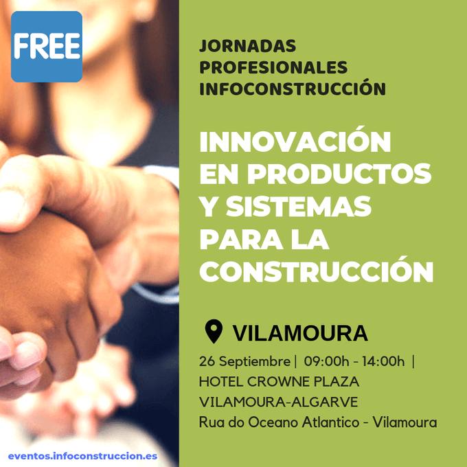 """Sessão Técnica: """"Inovação em produtos e sistemas para construção"""""""