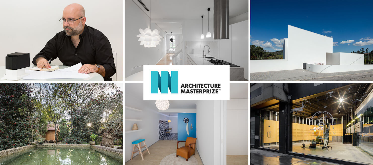 "Tiago do Vale Arquitectos recebe ""Small Firm of the Year"" no ""Architectural Masterprize"""