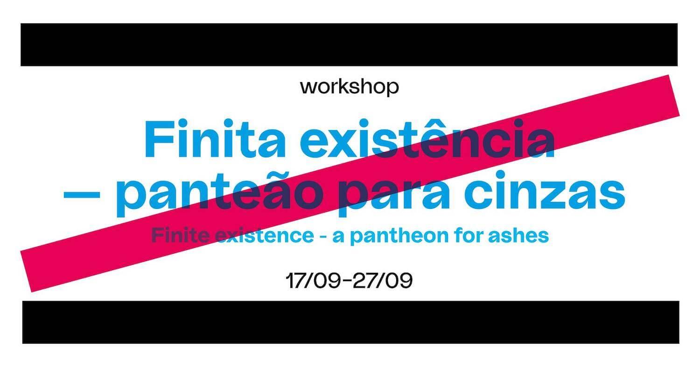 Workshop de Arquitetura . Finita Existência — Panteão Para Cinzas