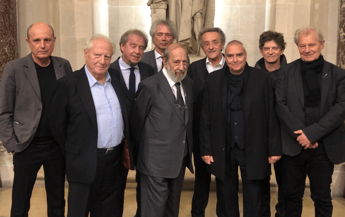 Arquiteto Siza Vieira recebe prémio da Academia de Belas Artes francesa