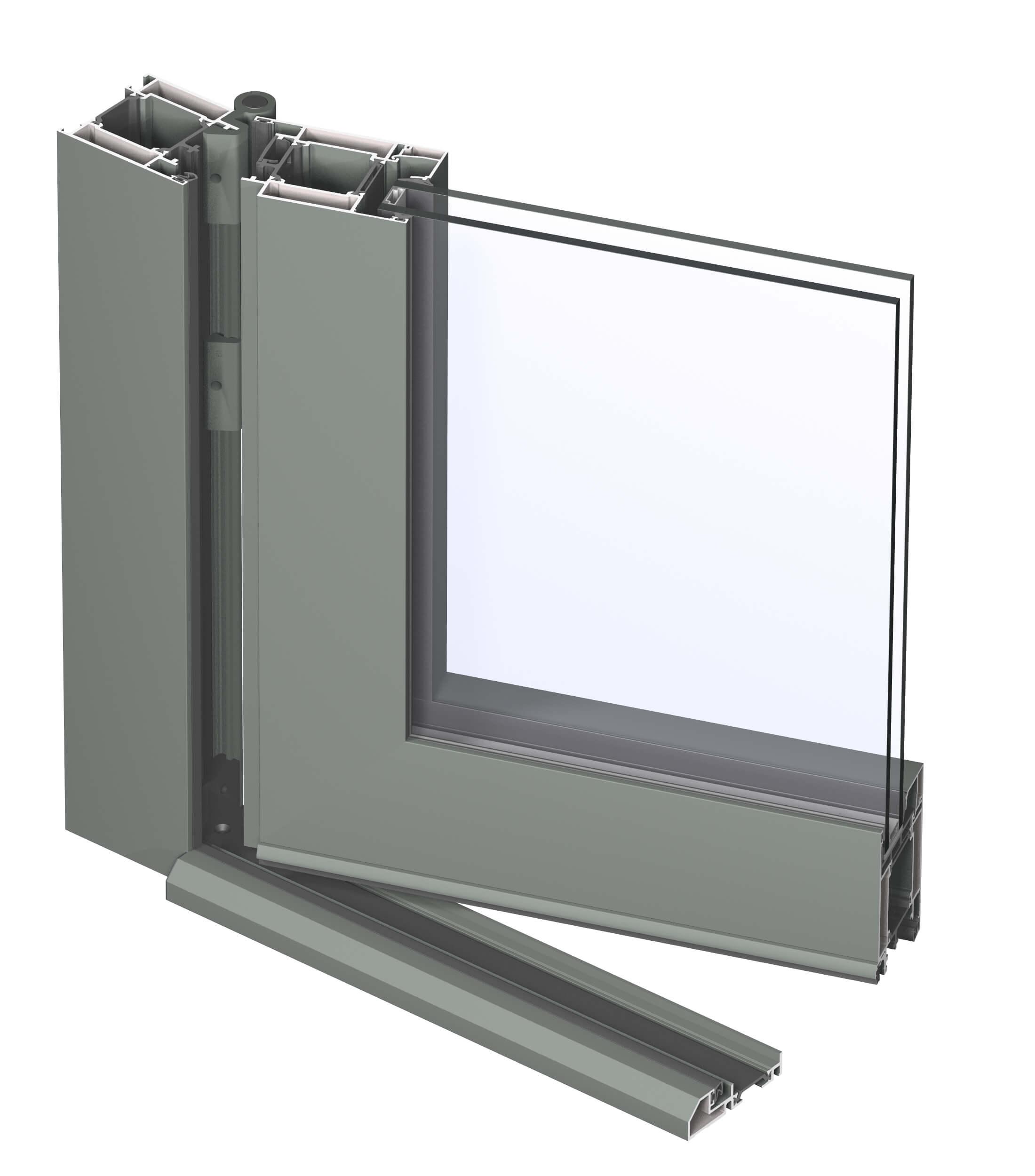 CD 68: A mais recente solução do mercado de Porta de Grandes Dimensões para Uso Intensivo