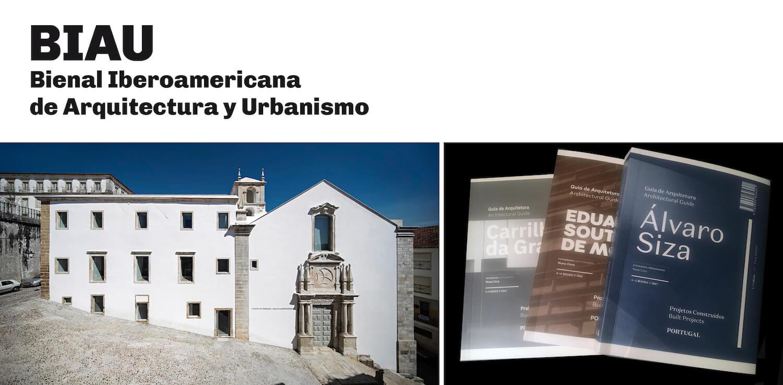 Colégio da Trindade e os Guias de Arquitetura premiados na Bienal Ibero-americana de Arquitetura e Urbanismo