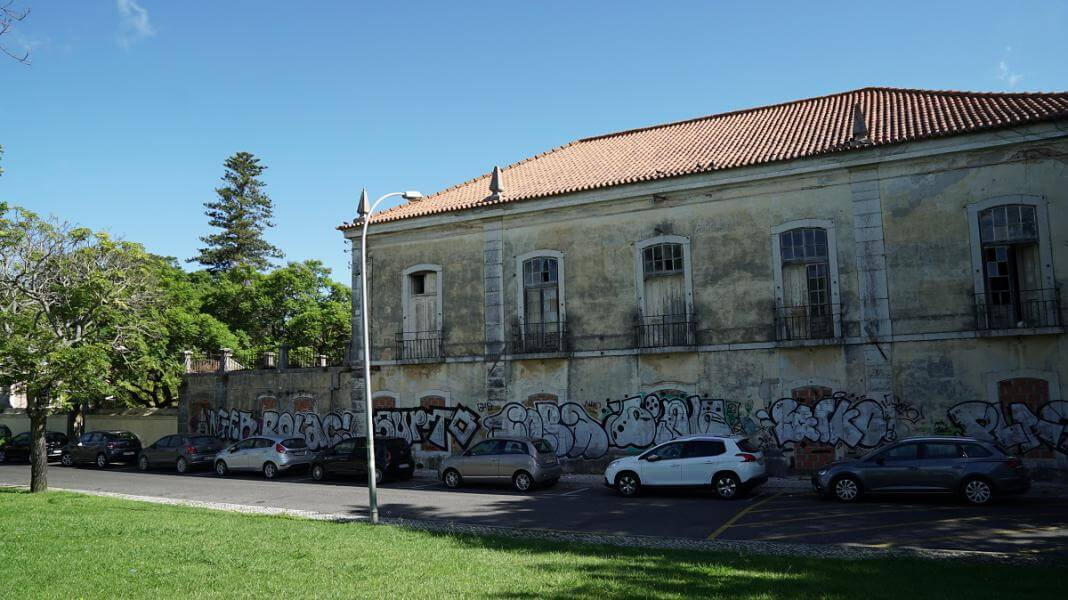 Concurso Público para concessão da exploração do imóvel Paço Real de Caxias . Oeiras