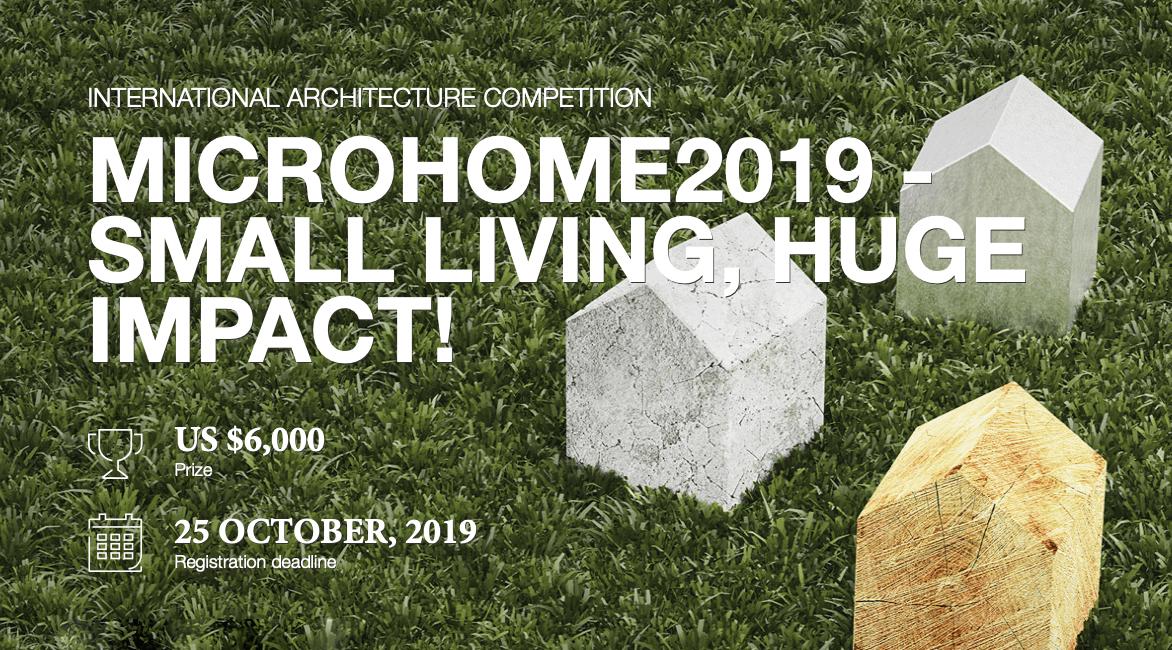 MICROHOME 2019 – Small living, huge impact!