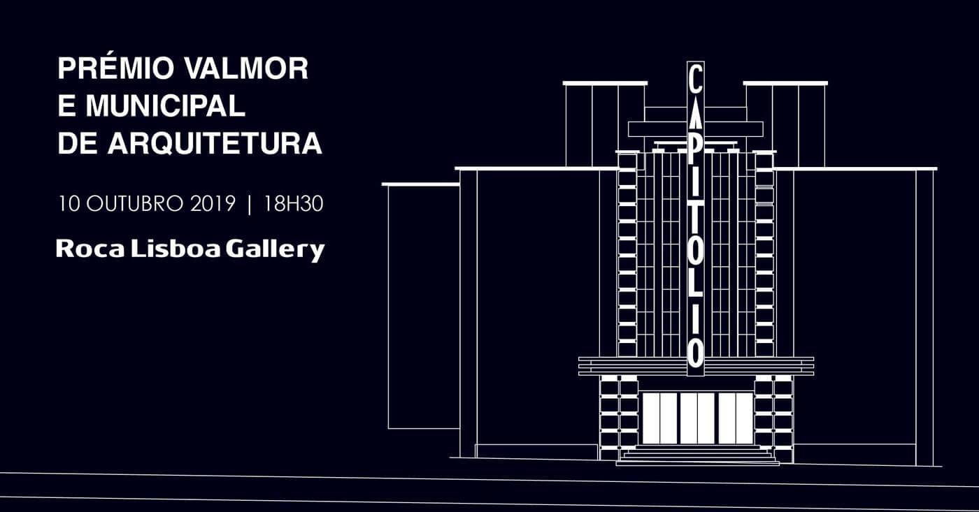 Prémio Valmor e Municipal de Arquitetura – Arquiteto Luís Cristino da Silva