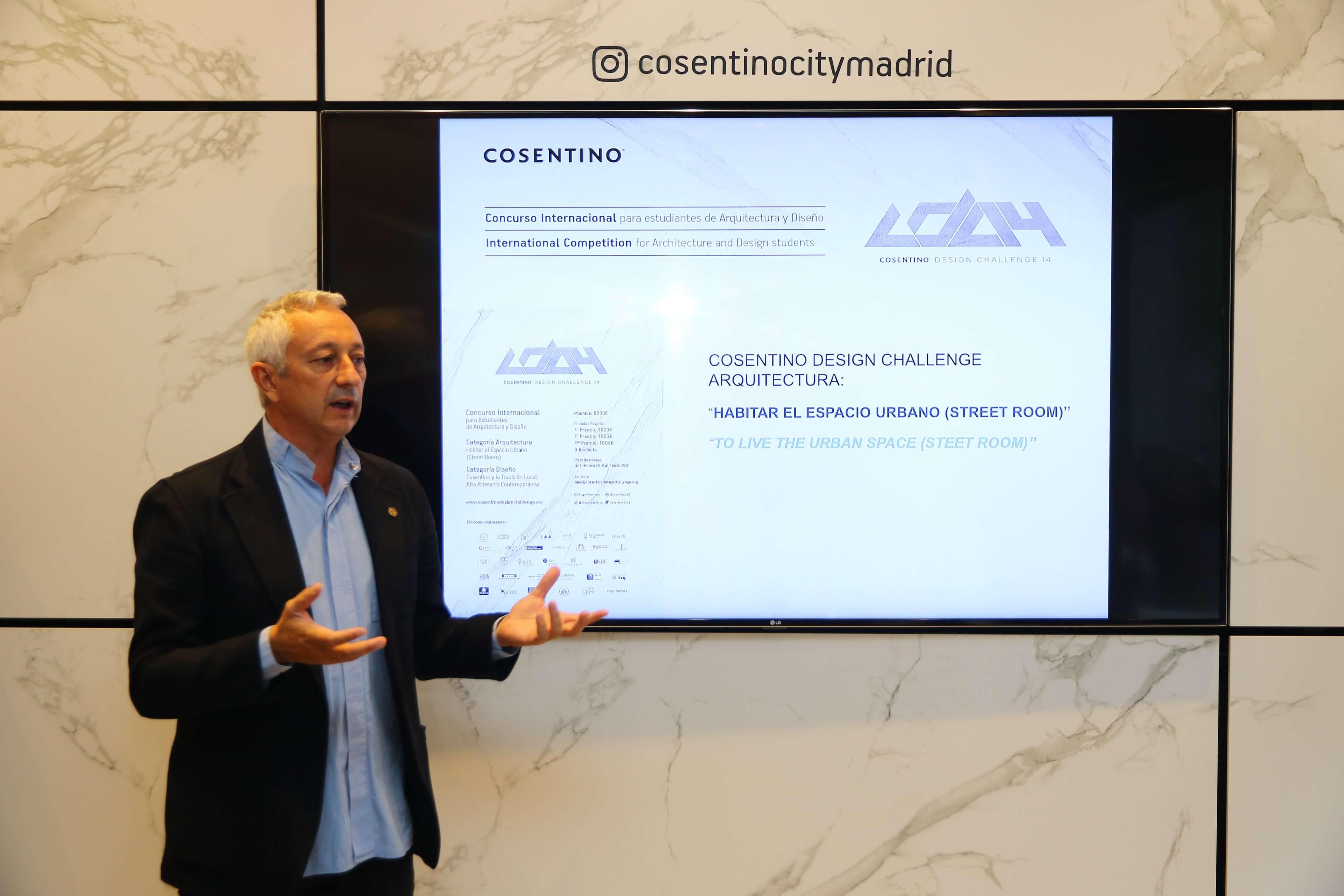 Cosentino apresenta 14ª edição do Cosentino Design Challenge