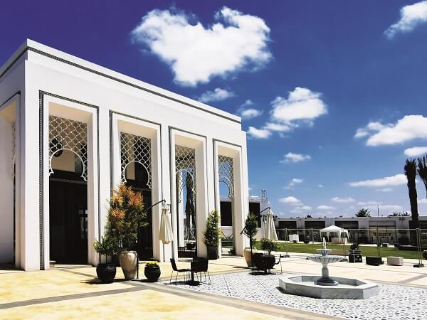 Vicaima deixa marca em empreendimento de luxo em Marrocos