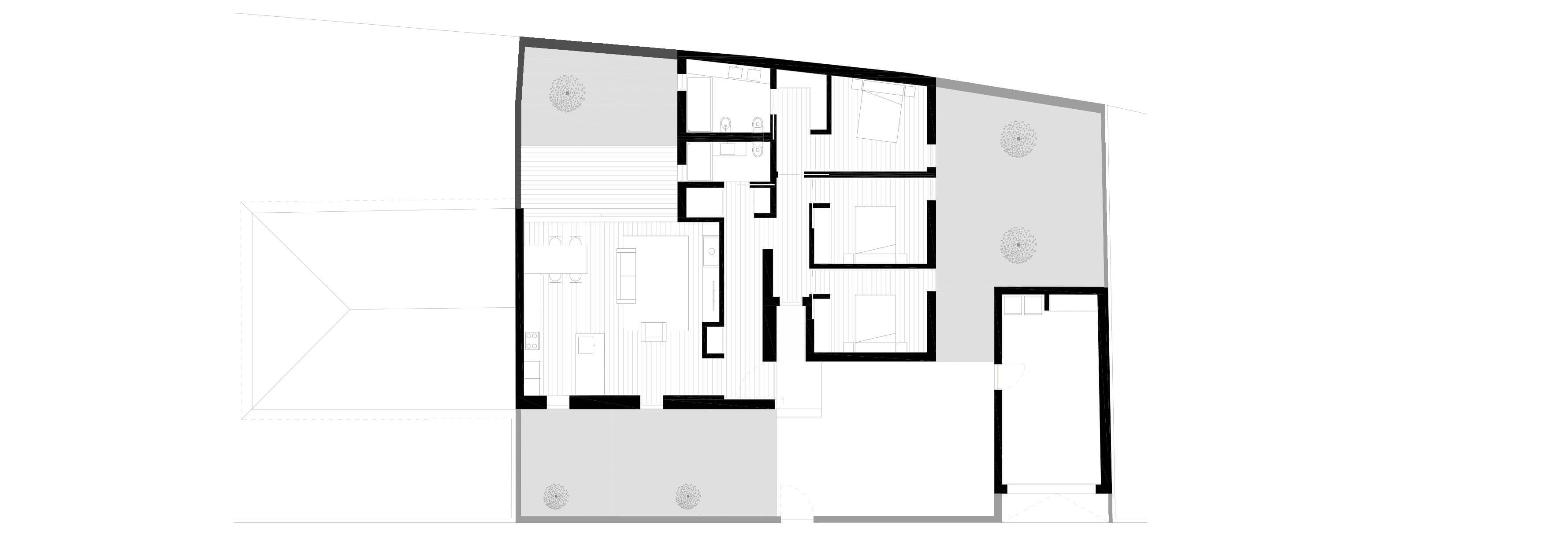 Casa dos Pátios