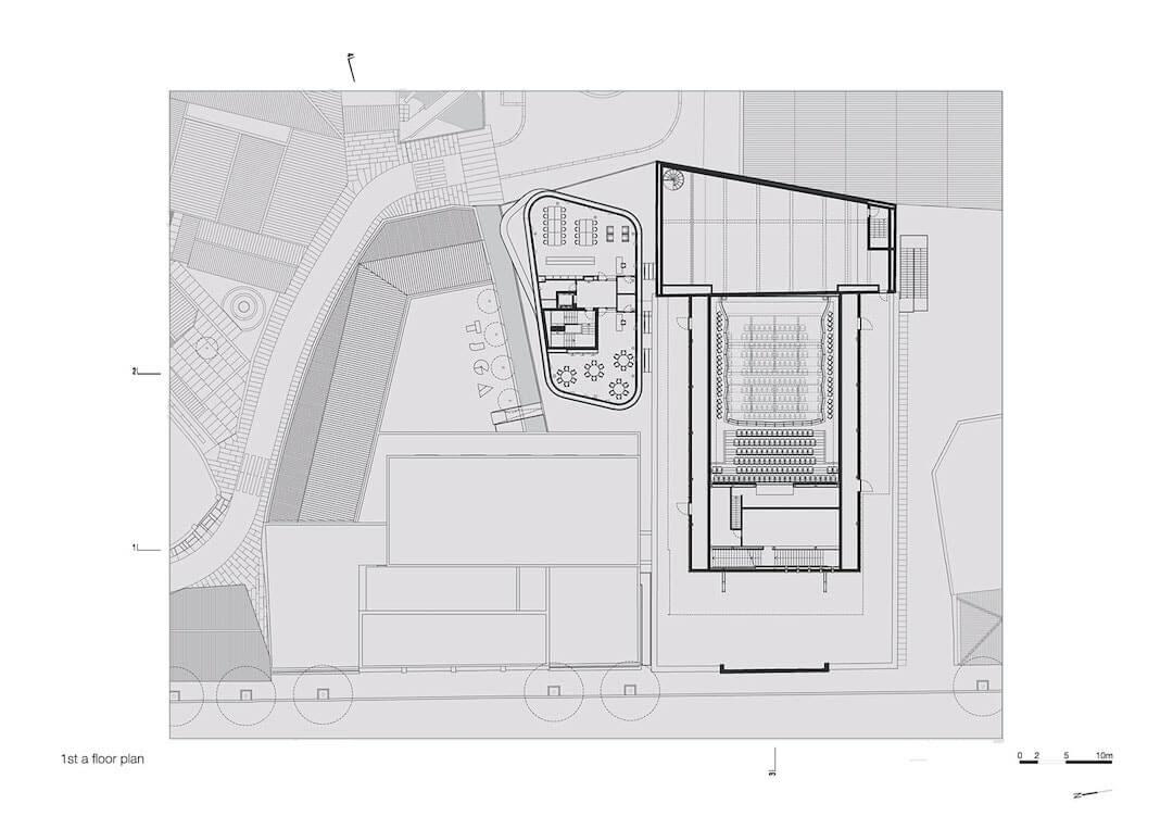 Reabilitação do edifício do antigo Teatro Jordão e Garagem Avenida