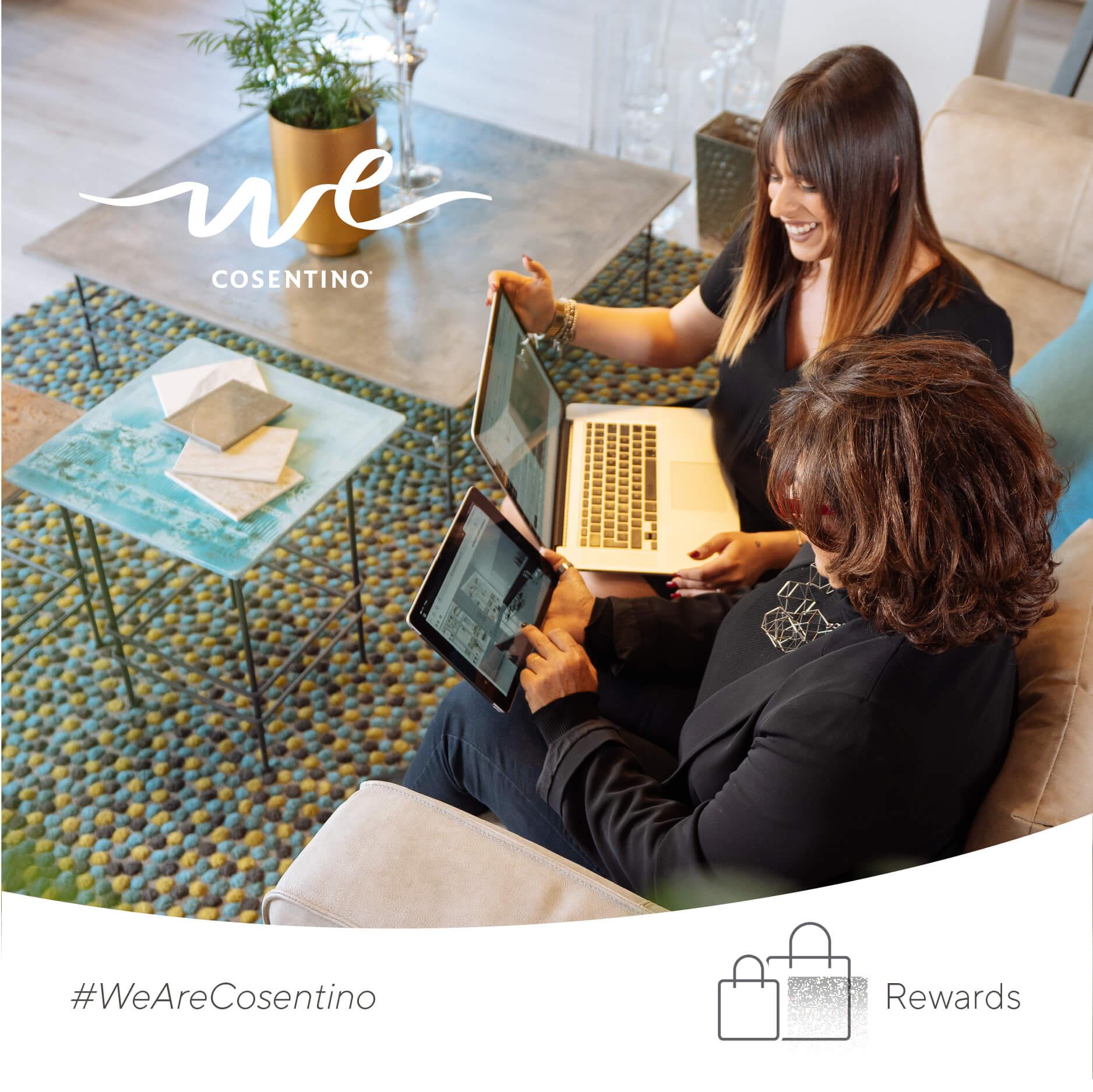 """""""Cosentino We"""" : a nova comunidade global para profissionais"""