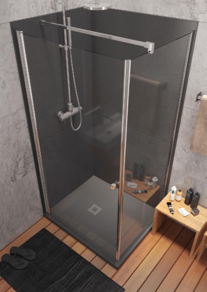 A Profiltek potencia no ano 2019 a sua fabrica de bases de duche a medida