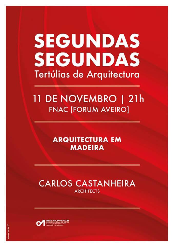 Arquitectura em Madeira – Carlos Castanheira