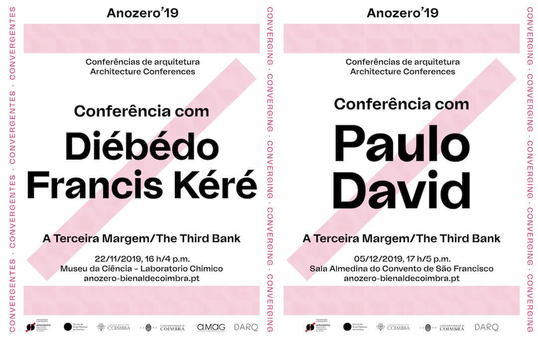 Conferências de Arquitectura 'A Terceira Margem'