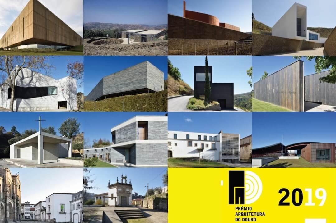 """Exposição """"Prémio Arquitetura Douro 2019"""" . Lamego"""