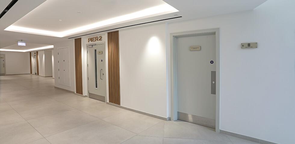 Kings Wharf inclui elegância e acabamentos brancos Vicaima