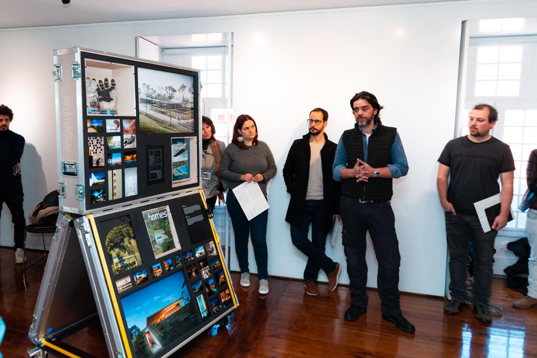 Roca Lisboa Gallery recebe masterclass sobre fotografia de arquitetura com Fernando Guerra