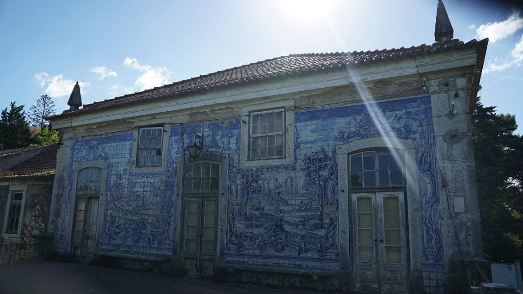 Paço Real de Caxias, em Oeiras, recebe três propostas para ser transformado em hotel
