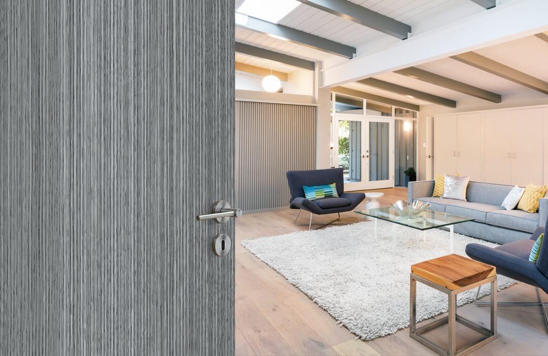 Porta de Interior Naturdor® Natural Grey