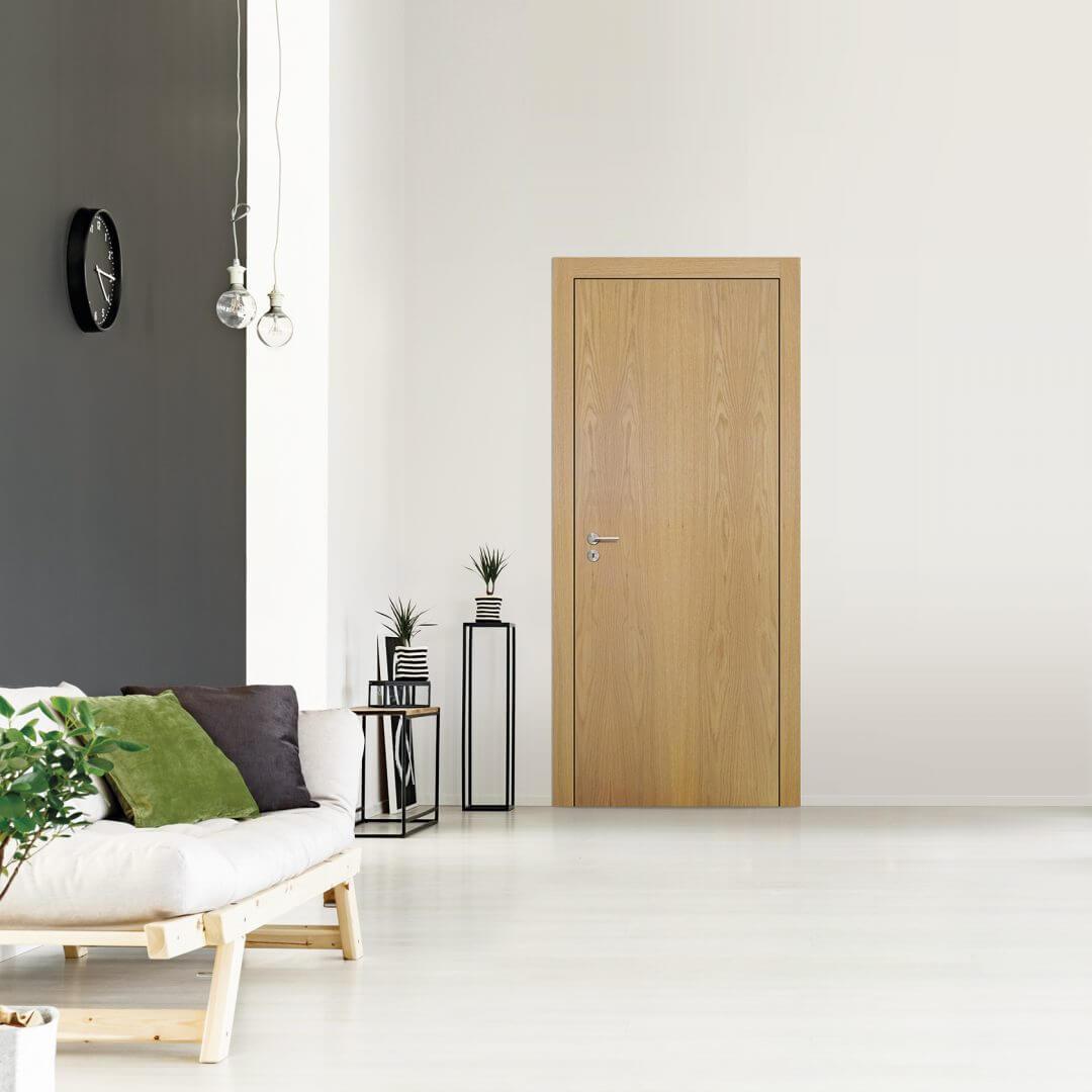 Porta de Interior Naturdor® Carvalho