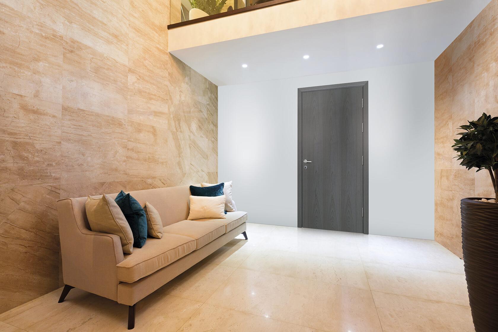 Porta interior Corta-fogo 90minutos Naturdor Stained Marina Grey