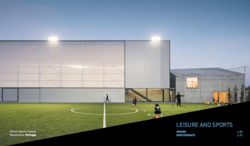 Projetos portugueses de arquitetura premiados nos World Architecture Technal Awards