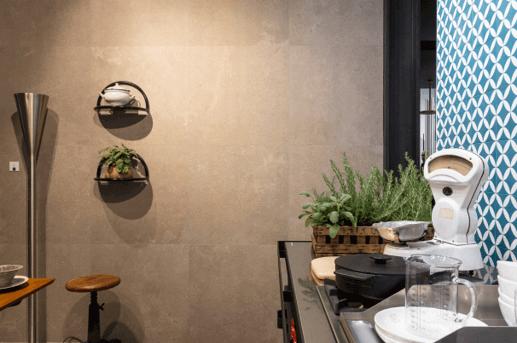 Ragno Ceramiche e Inkiostro Bianco apresentam novidades na feira Cersaie 2019 de Bologna