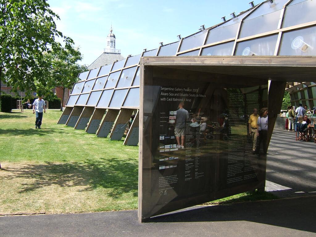 Serpentine Gallery Pavilion 2005