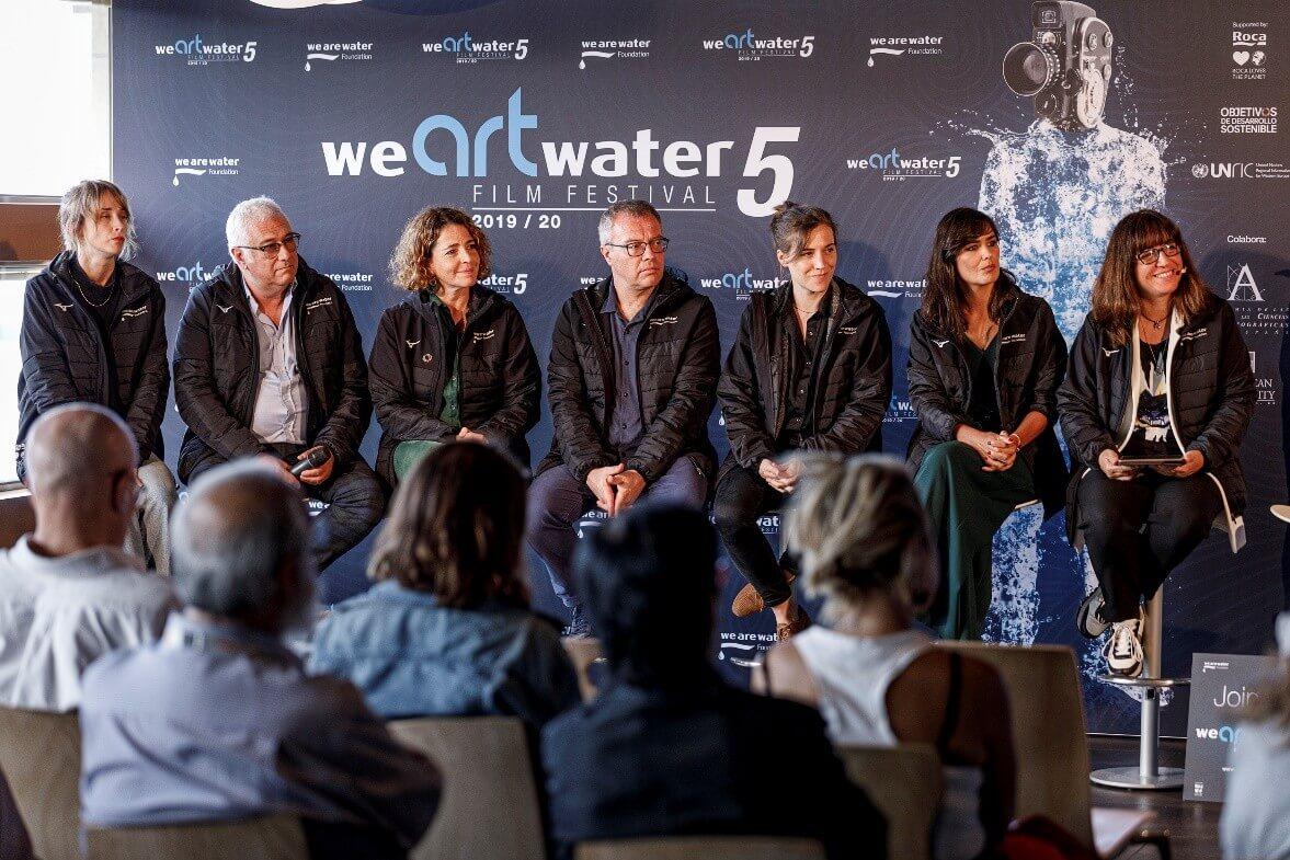 Nova edição do We Art Water Film Festival focada na crise climática