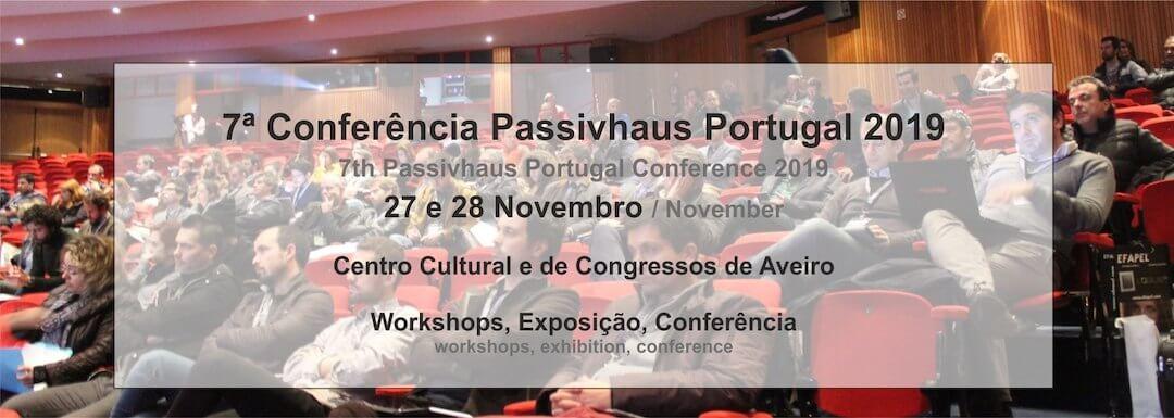 7ª Conferência Passivhaus Portugal 2019