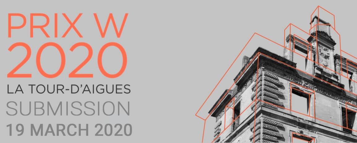 9ª edição do Concurso PRIX W 2020