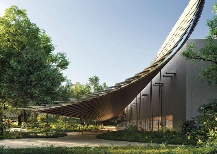 Arquitecto Kengo Kuma vem a Portugal para apresentar o futuro do novo jardim da Fundação Calouste Gulbenkian
