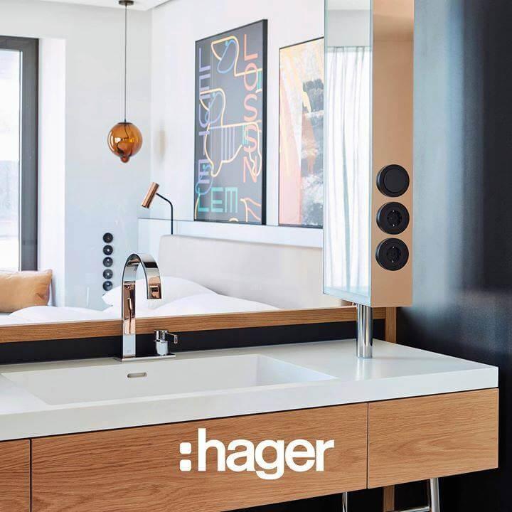 Berker Série R.classic Hager