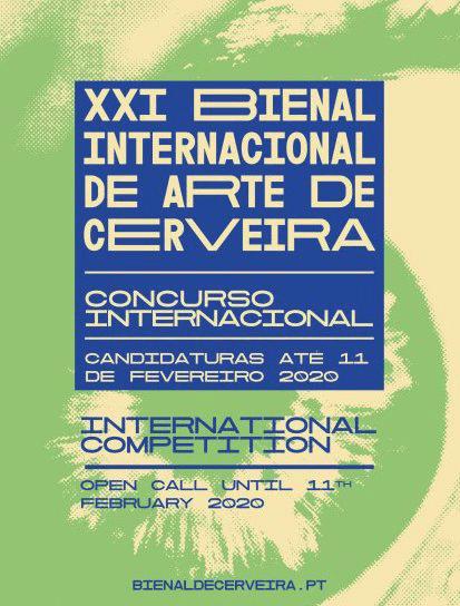 Concurso Internacional para a XXI Bienal Internacional de Arte de Cerveira