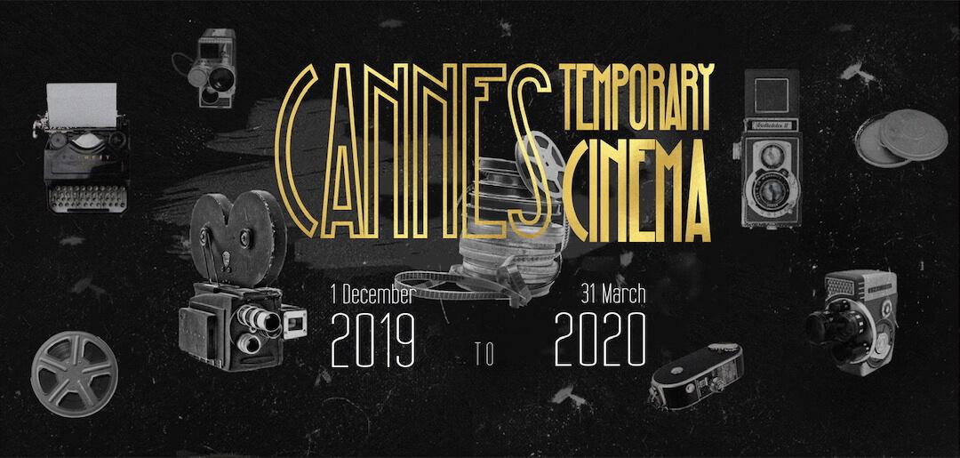 Cannes Temporary Cinema