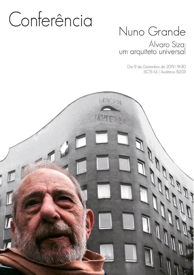 Conferência – Álvaro Siza: um arquitecto universal