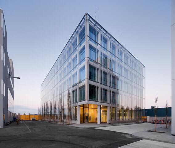 Edifício de Escritórios – Campus Novartis