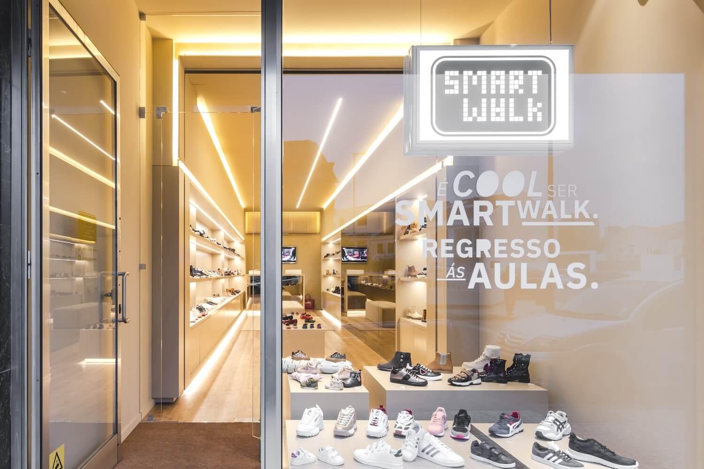 Sapataria Smart Walk