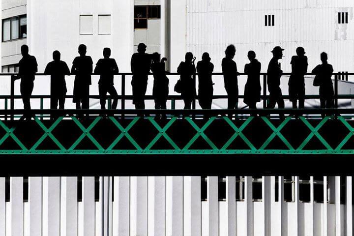 Ponte Eiffel, em Viana do Castelo, candidata a prémio de fotografia de arquitetura