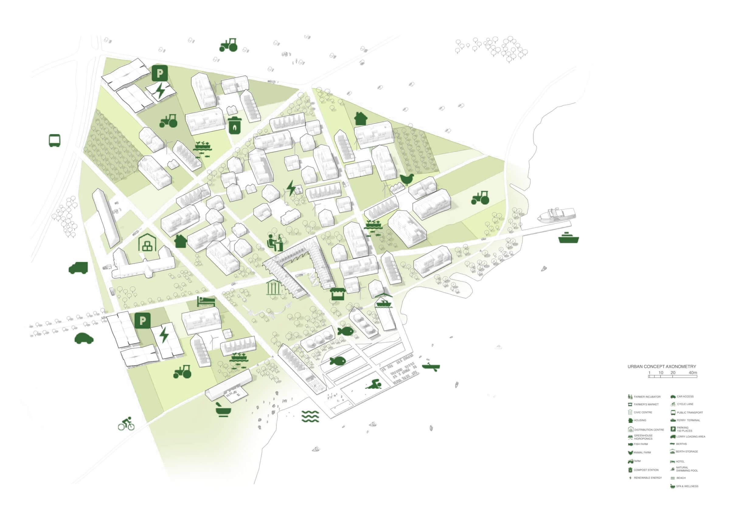 Arquitetos portugueses vencem Prémio Internacional de Arquitectura Europan 15