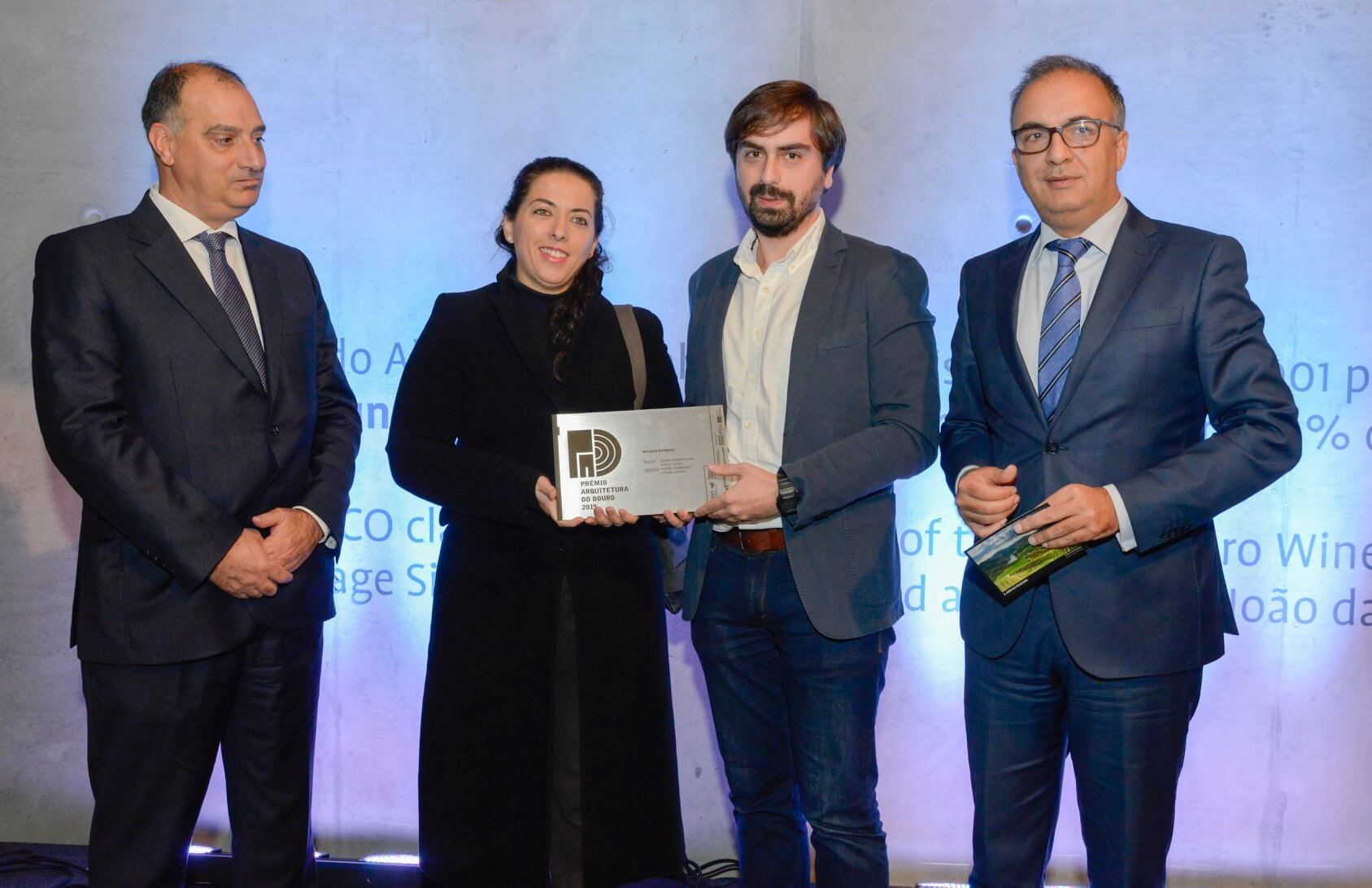 Souto Moura vencedor do Prémio Arquitetura do Douro com Central Hidroelétrica do Tua