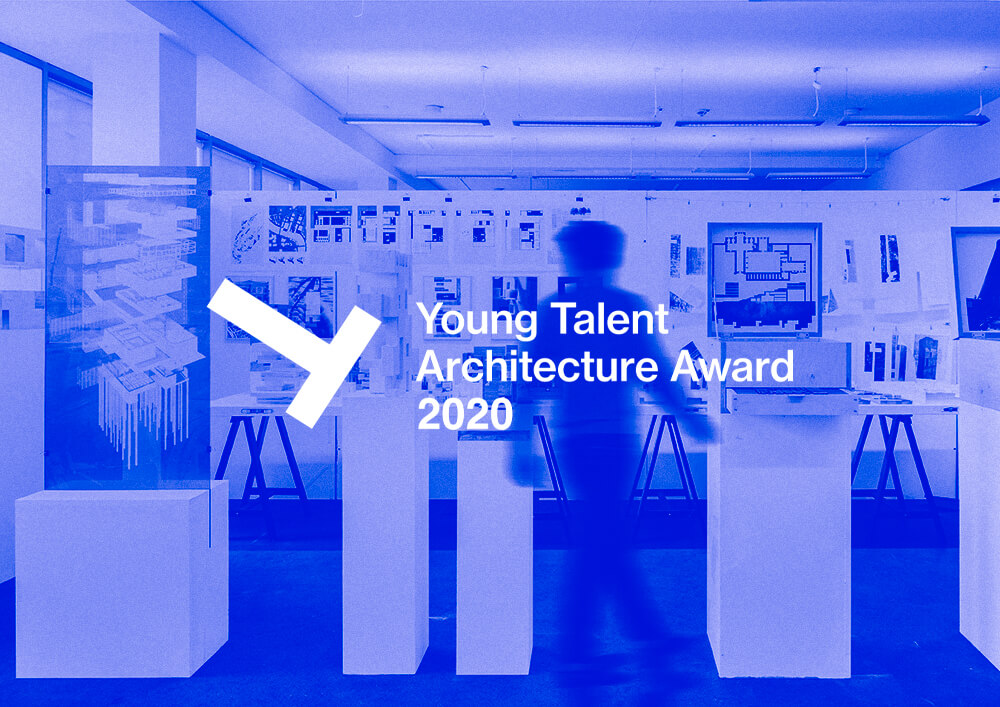 Third edition Young Talent Architecture Award 2020
